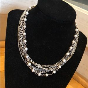 Jewelry - David Yurman Multi-Strand Pearl Neklace